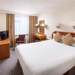 Mercure Edinburgh City - Princes Street Hotel комната для гостей