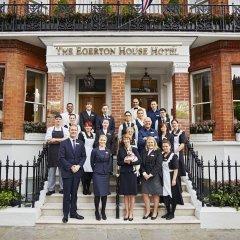 Отель Egerton House Великобритания, Лондон - отзывы, цены и фото номеров - забронировать отель Egerton House онлайн