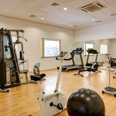 Отель Jardim do Vau фитнесс-зал фото 2