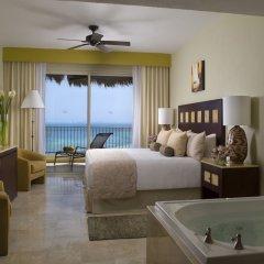 Отель Villa del Palmar Cancun Luxury Beach Resort & Spa Мексика, Плайя-Мухерес - отзывы, цены и фото номеров - забронировать отель Villa del Palmar Cancun Luxury Beach Resort & Spa онлайн комната для гостей фото 5