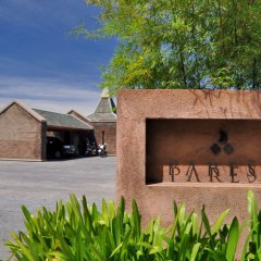 Отель Paresa Resort Пхукет парковка