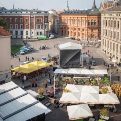 Отель Riga Downtown Apartment Латвия, Рига - отзывы, цены и фото номеров - забронировать отель Riga Downtown Apartment онлайн фото 3