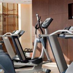 Отель Novotel Suites Mall of the Emirates фитнесс-зал фото 4