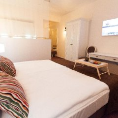 Apart-hotel Naumov Sretenka 3* Стандартный номер разные типы кроватей фото 47