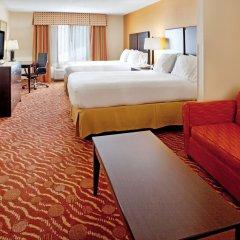 Holiday Inn Express Hotel & Suites Anderson-I-85 комната для гостей фото 5