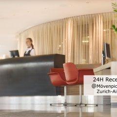 Отель STAY@Zurich Airport Швейцария, Глаттбруг - отзывы, цены и фото номеров - забронировать отель STAY@Zurich Airport онлайн интерьер отеля
