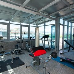 Отель Regatta Palace - All Inclusive Light фитнесс-зал фото 4
