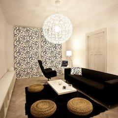Отель Quotel Apartament Польша, Познань - отзывы, цены и фото номеров - забронировать отель Quotel Apartament онлайн комната для гостей фото 5