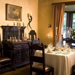 Отель Gorah Elephant Camp Южная Африка, Аддо - отзывы, цены и фото номеров - забронировать отель Gorah Elephant Camp онлайн питание фото 2
