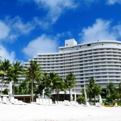 Hotel Nikko Guam пляж фото 2