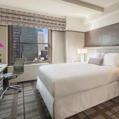 Отель Park Central Hotel New York США, Нью-Йорк - 8 отзывов об отеле, цены и фото номеров - забронировать отель Park Central Hotel New York онлайн комната для гостей фото 5