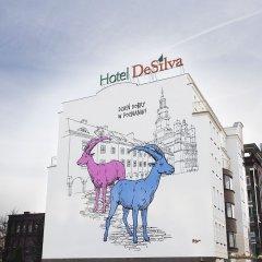 Отель Desilva Premium Poznan Познань городской автобус