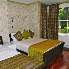 Отель Crompton Guest House комната для гостей фото 7