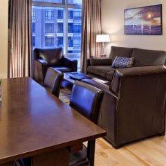 Отель The Parkside Hotel & Spa Канада, Виктория - отзывы, цены и фото номеров - забронировать отель The Parkside Hotel & Spa онлайн удобства в номере фото 2