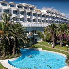 Отель Sentido Phenicia бассейн