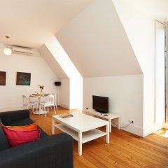 Апартаменты Portugal Ways Conde Barao Apartments комната для гостей