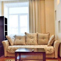 Гостиница Сити Центр VIP Апартаменты в Мурманске отзывы, цены и фото номеров - забронировать гостиницу Сити Центр VIP Апартаменты онлайн Мурманск комната для гостей фото 3