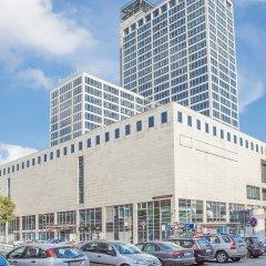 Отель Courtyard by Marriott Katowice City Center парковка