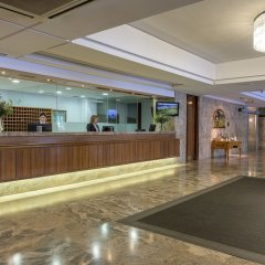 Отель Santemar Испания, Сантандер - 2 отзыва об отеле, цены и фото номеров - забронировать отель Santemar онлайн интерьер отеля фото 3