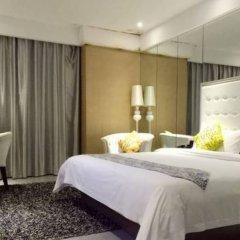 Отель Sotel Inn Cultura Hotel Zhongshan Branch Китай, Чжуншань - отзывы, цены и фото номеров - забронировать отель Sotel Inn Cultura Hotel Zhongshan Branch онлайн комната для гостей
