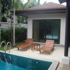 Отель Three-Bedrooms Villa Rawai бассейн фото 2