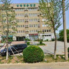 Dalian Fuge Business Hotel парковка