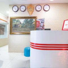 Отель RedDoorz near Tan Son Nhat Airport 3 интерьер отеля фото 2