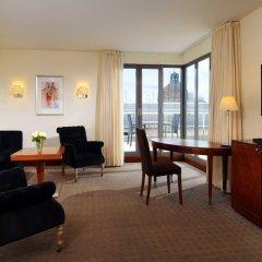 Sheraton Carlton Hotel Nuernberg комната для гостей фото 3