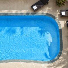 Litoraneo Suite Hotel бассейн