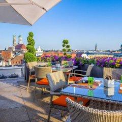 Отель Mandarin Oriental, Munich Германия, Мюнхен - 7 отзывов об отеле, цены и фото номеров - забронировать отель Mandarin Oriental, Munich онлайн питание
