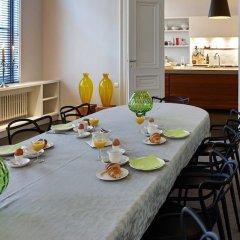 Отель Sint Jacobs питание