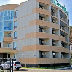 Гостиница Green Park в Калуге 11 отзывов об отеле, цены и фото номеров - забронировать гостиницу Green Park онлайн Калуга парковка