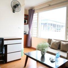 Апартаменты V-HOUSE 1 Serviced Apartment комната для гостей