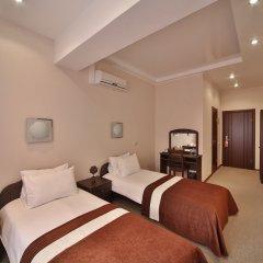 Гостиница Современник комната для гостей фото 2