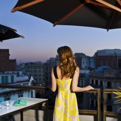 Отель Claris G.L. балкон
