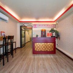 Snoozzze Hostel Бангкок спа