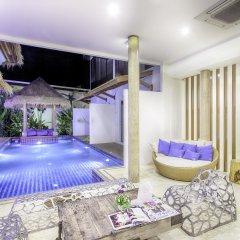 Escape De Phuket Hotel & Villa бассейн