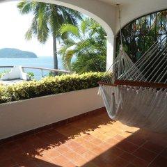 Отель Catalina Beach Resort Сиуатанехо балкон