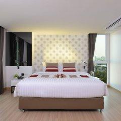 Отель Le D'Tel Hotel & Conference Таиланд, Бангкок - отзывы, цены и фото номеров - забронировать отель Le D'Tel Hotel & Conference онлайн комната для гостей фото 4