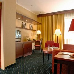 Отель Courtyard by Marriott Prague City комната для гостей фото 2