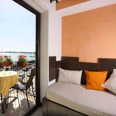 Hotel San Giovanni Джардини Наксос балкон