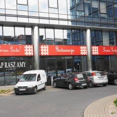 Отель Platinum Residence Mokotow Варшава городской автобус