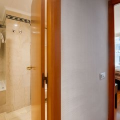 Отель Exe Cristal Palace Испания, Барселона - 12 отзывов об отеле, цены и фото номеров - забронировать отель Exe Cristal Palace онлайн ванная