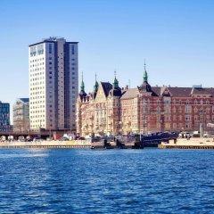 Отель Danhostel Copenhagen City - Hostel Дания, Копенгаген - 1 отзыв об отеле, цены и фото номеров - забронировать отель Danhostel Copenhagen City - Hostel онлайн приотельная территория