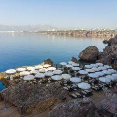 Ramada Plaza Antalya Турция, Анталья - - забронировать отель Ramada Plaza Antalya, цены и фото номеров приотельная территория фото 2