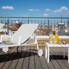 Отель Barcelo Torre de Madrid Испания, Мадрид - 1 отзыв об отеле, цены и фото номеров - забронировать отель Barcelo Torre de Madrid онлайн бассейн фото 3