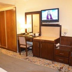Отель Amra Palace International Иордания, Вади-Муса - отзывы, цены и фото номеров - забронировать отель Amra Palace International онлайн удобства в номере фото 2