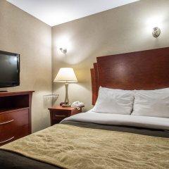 Отель La Quinta Inn & Suites New York City Central Park комната для гостей фото 2