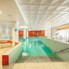 Отель Sunstar Hotel Davos Швейцария, Давос - отзывы, цены и фото номеров - забронировать отель Sunstar Hotel Davos онлайн бассейн фото 2