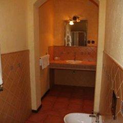 Гостиница Гнездо Голубки ванная фото 2